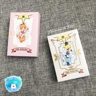 Bộ Bài Tây – Cardcaptor Sakura (2 Mẫu)