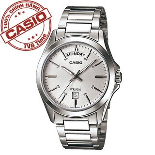 Đồng hồ nam dây kim loại Casio Standard chính hãng Anh Khuê MTP-1370D-7A1VDF (39mm)