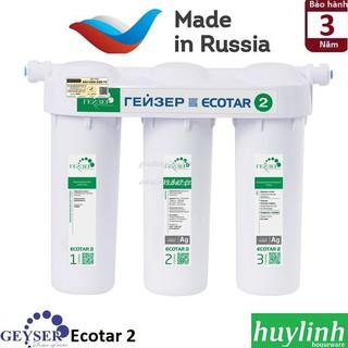 Máy lọc nước Nano Geyser Ecotar 2 - Nhập khẩu LB Nga - Russia