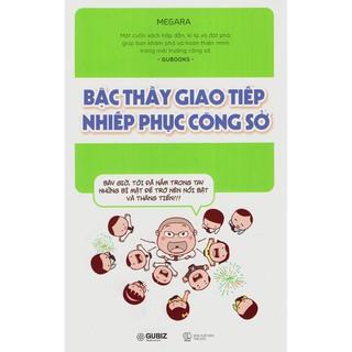 Sách - Bậc Thầy Giao Tiếp Nhiếp Phục Công Sở thumbnail
