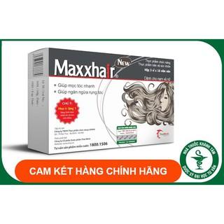 Viên uống MAXXHAIR – Giúp tóc khỏe, mọc tóc nhanh