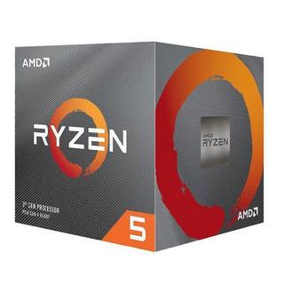 BỘ VI XỬ LÝ - CPU AMD RYZEN 5 3600 NEW BOX CHÍNH HÃNG thumbnail