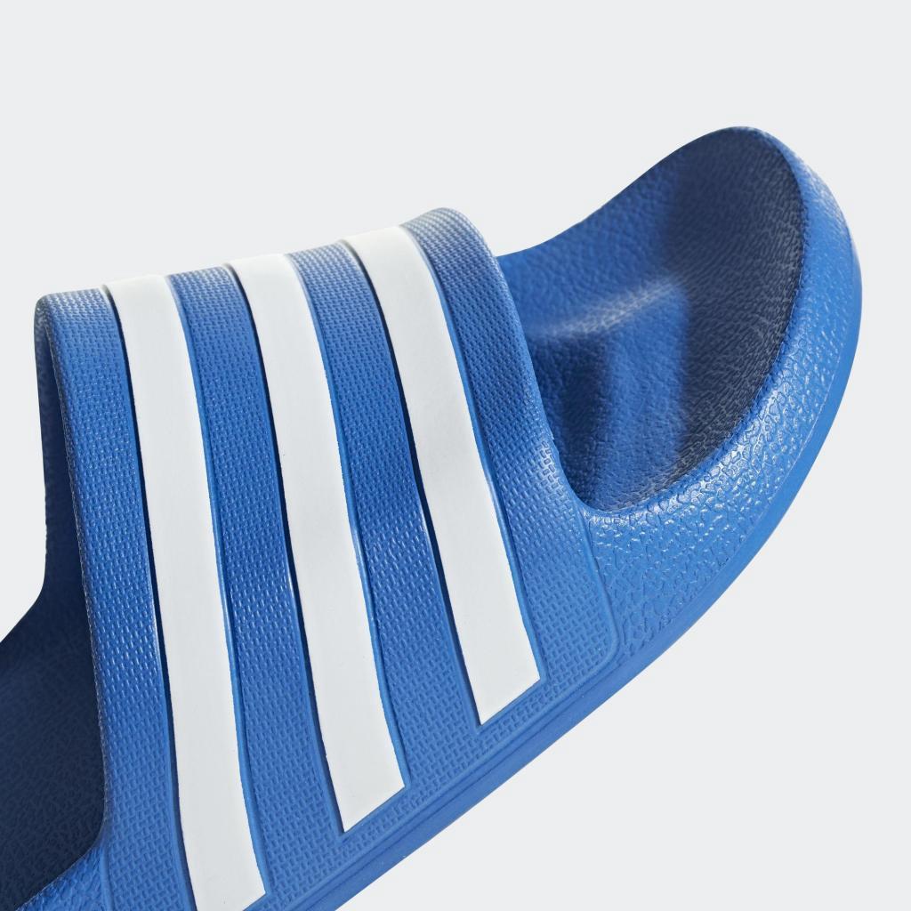 T-shirts Flip-flops Sandals อาดิดาส รองเท้าแตะ แฟชั่น SPF Sandal Adilette Aqua F35541 (700)-shirts Flip-flops Sandals อา