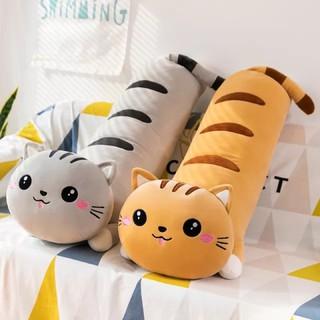 Gối ôm Mèo dáng dài cao cấp- Mèo bông - Xưởng gấu bông Việt Nam thumbnail