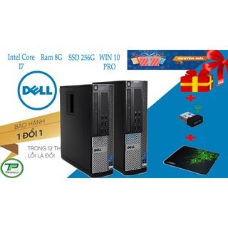 Máy tính Đồng Bộ HP/Dell 790 /7010/ 990/70 Hp 6300/ Core i7. core I5 .core I3 , Hàng Nhập Khẩu bảo hành 1 năm