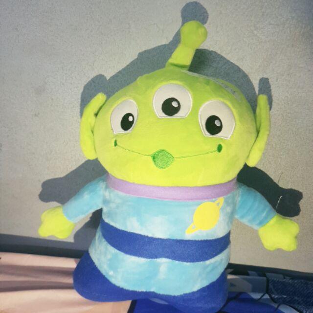 Thú nhồi bông người ngoài hành tinh(thế giới đồ chơi)