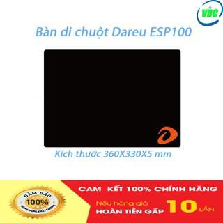Bàn di chuột DareU ESP100 - Chuyên game chính hãng Mai Hoàng phân phối - 36X30X0,5 cm