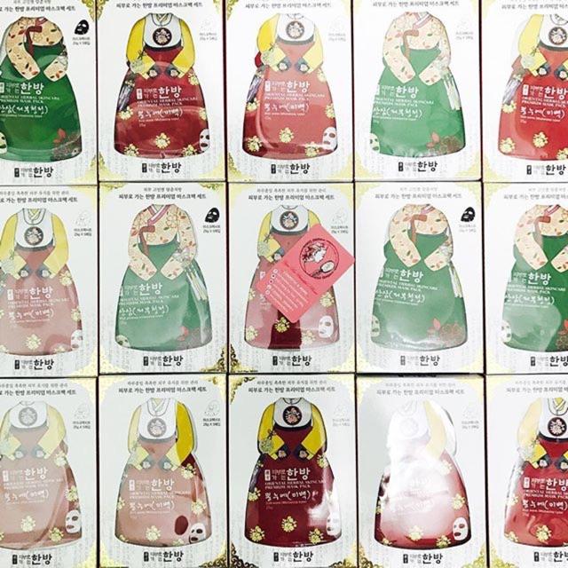 Mặt nạ Hanbok Mask