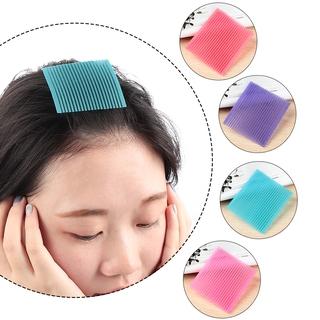 Sticker dán cố định tóc mái rửa mặt tiện lợi dễ sử dụng 7