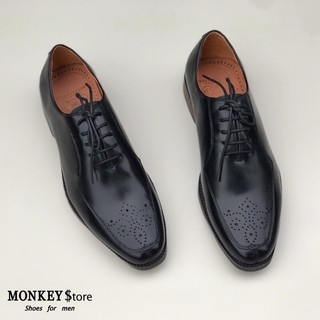 Giày tây công sở, giày dây da bò đế phíp cao cấp - Bảo hành 12 tháng ( Ảnh độc quyền kèm video - Mã GTBD001 )
