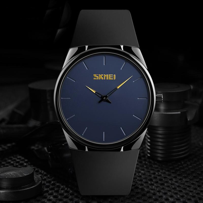 Đồng hồ thời trang nam mỏng nhẹ chống nước Skmei 1601S