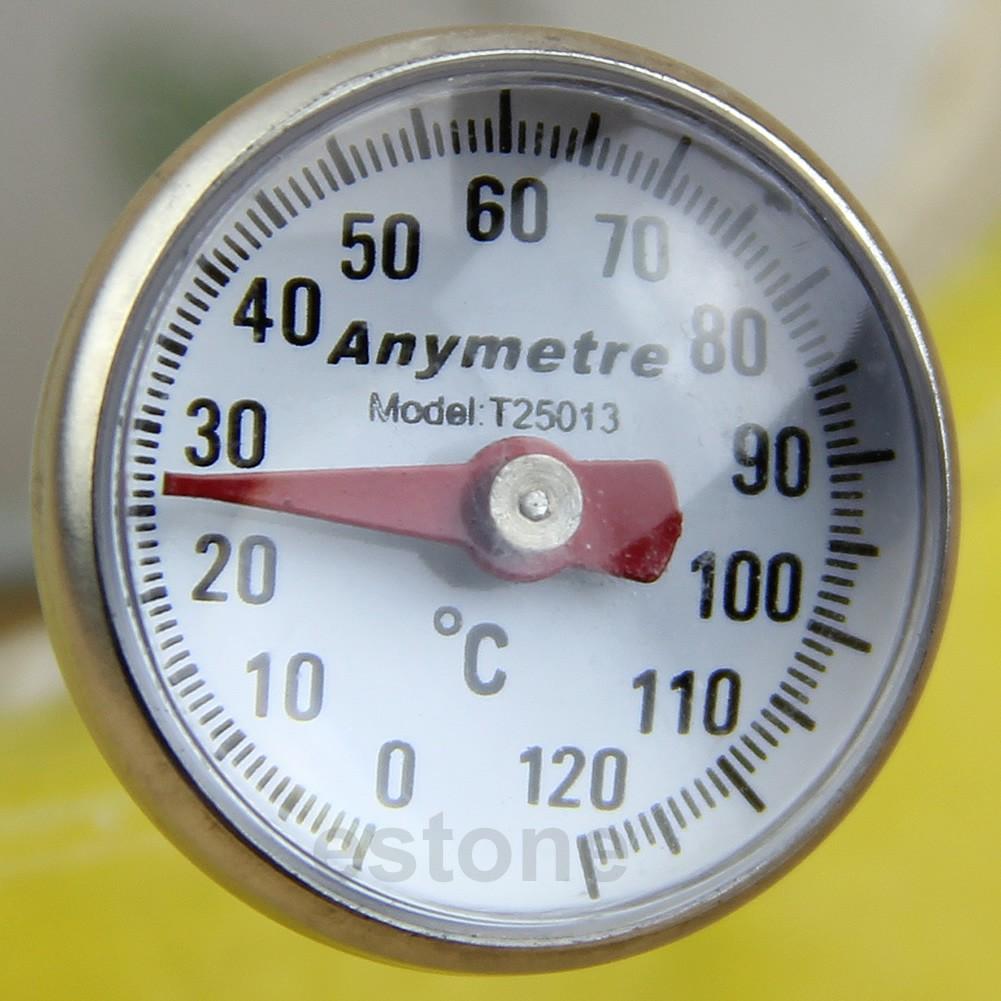 Nhiệt kế bằng thép không gỉ dùng đo nhiệt độ thức ăn