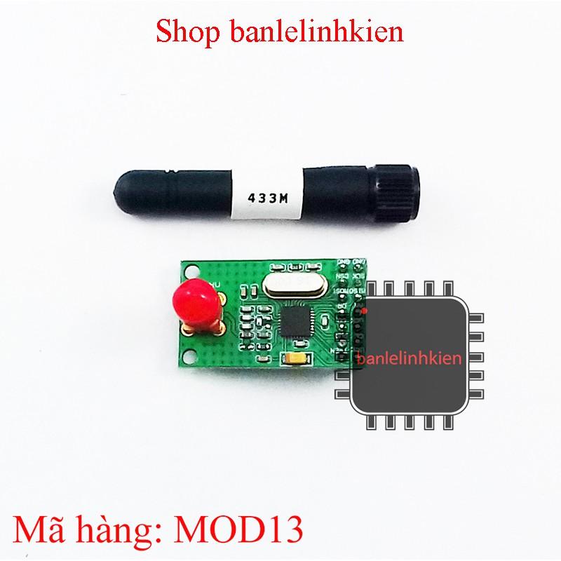 Module thu phát không dây NRF905 (PTR8000 +)