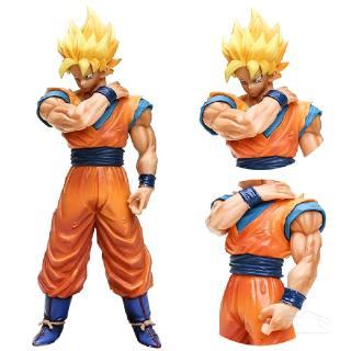 Dragon Ball Super Z Saiyan Goku Vegeta PVC Action Characters Anime Collection Model 761