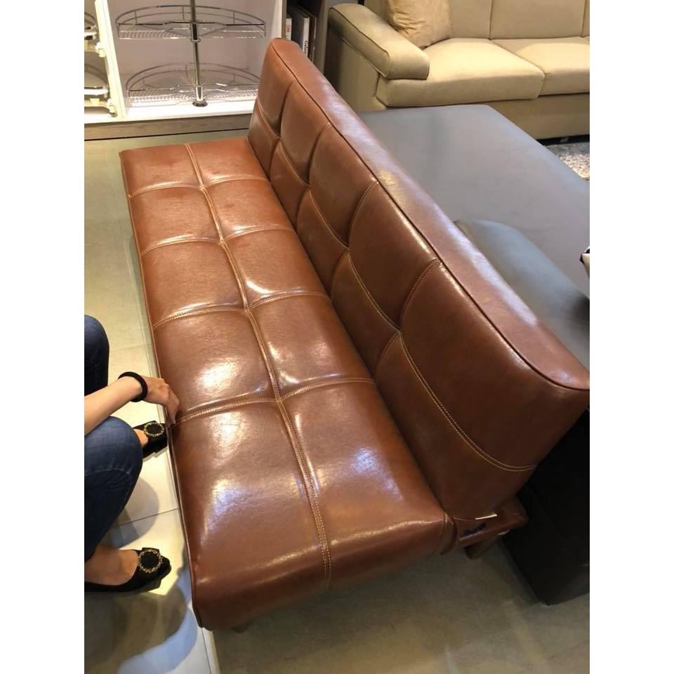 Ghế Sofa giường Đa năng BNS-2021D-Nâu 170*86*35cm
