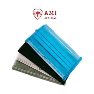 combo 5c khẩu trang y tế Ami đủ màu - Ami official thumbnail