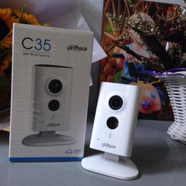 Camera ip Dahua C35