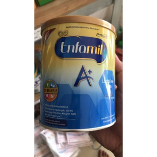 Sữa bột Enfa Lactose Free 400g (Dành cho trẻ tiêu chảy) thumbnail