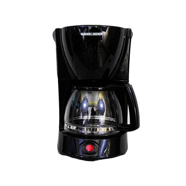 Máy pha coffee chính hãng Black & Decker DCM600 (8-10 Ly)