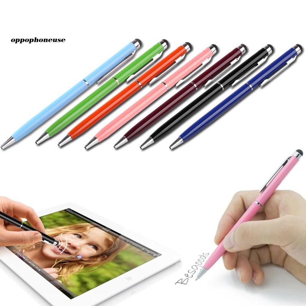 Bút viết đa năng 2 trong 1 có thế sử dụng trên màn hình cảm ứng cho IPad iPhone