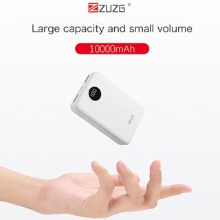 Sạc dự phòng 10000mah màn hình điện tử cho iphone samsung oppo vivo chính hãng ZUZG J22 thumbnail