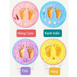 Hộp in dấu Bàn Tay, Chân em bé kỷ niệm Baby Hands And Feet Prints