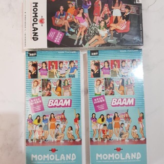 Postcard momoland
