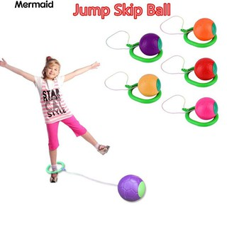 💖Skip Ball Children Exercise Coordination & Balance Hoop Jump Playground Toy