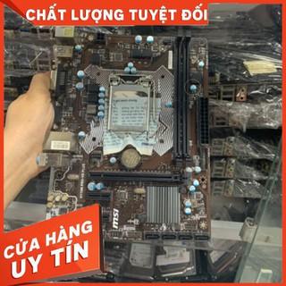 Mainboard Giga, Asus, Msi H110 ddr4 socket 1151 hàng bóc máy mới đẹp thumbnail
