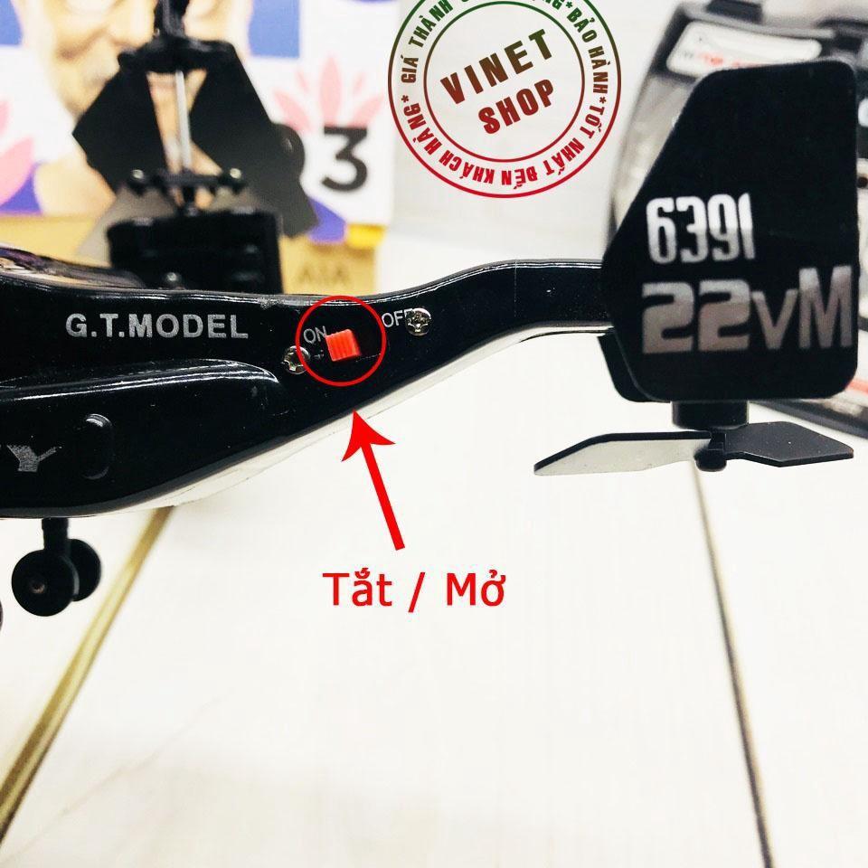 Máy bay đồ chơi MV22 4.5 Kênh Cân Bằng Cực Tốt- tặng thêm 4 cánh dự phòng + Tuavit sửa...