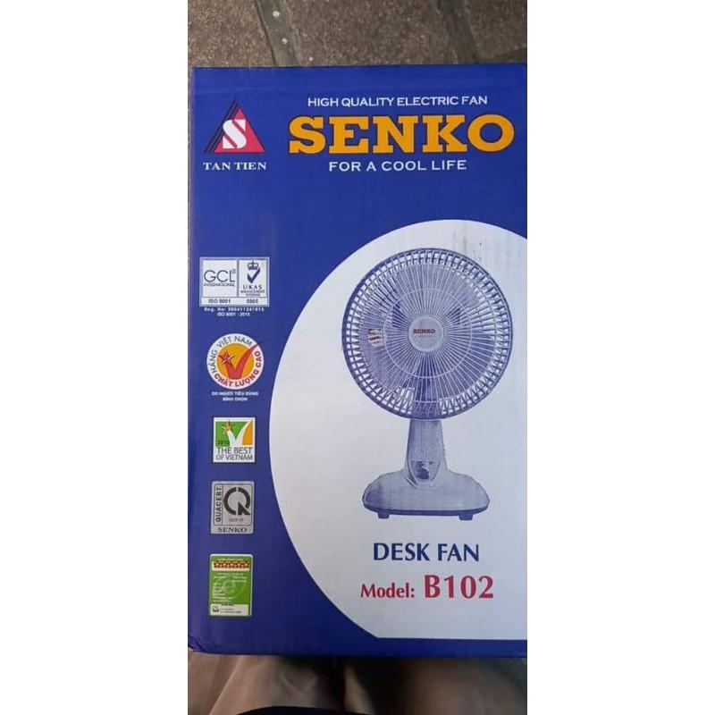 Quạt bàn Senko B102..