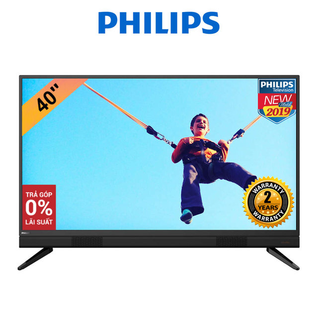 Smart Tivi Philips 40 Inch Full HD - 40PFT5883/74 (Model