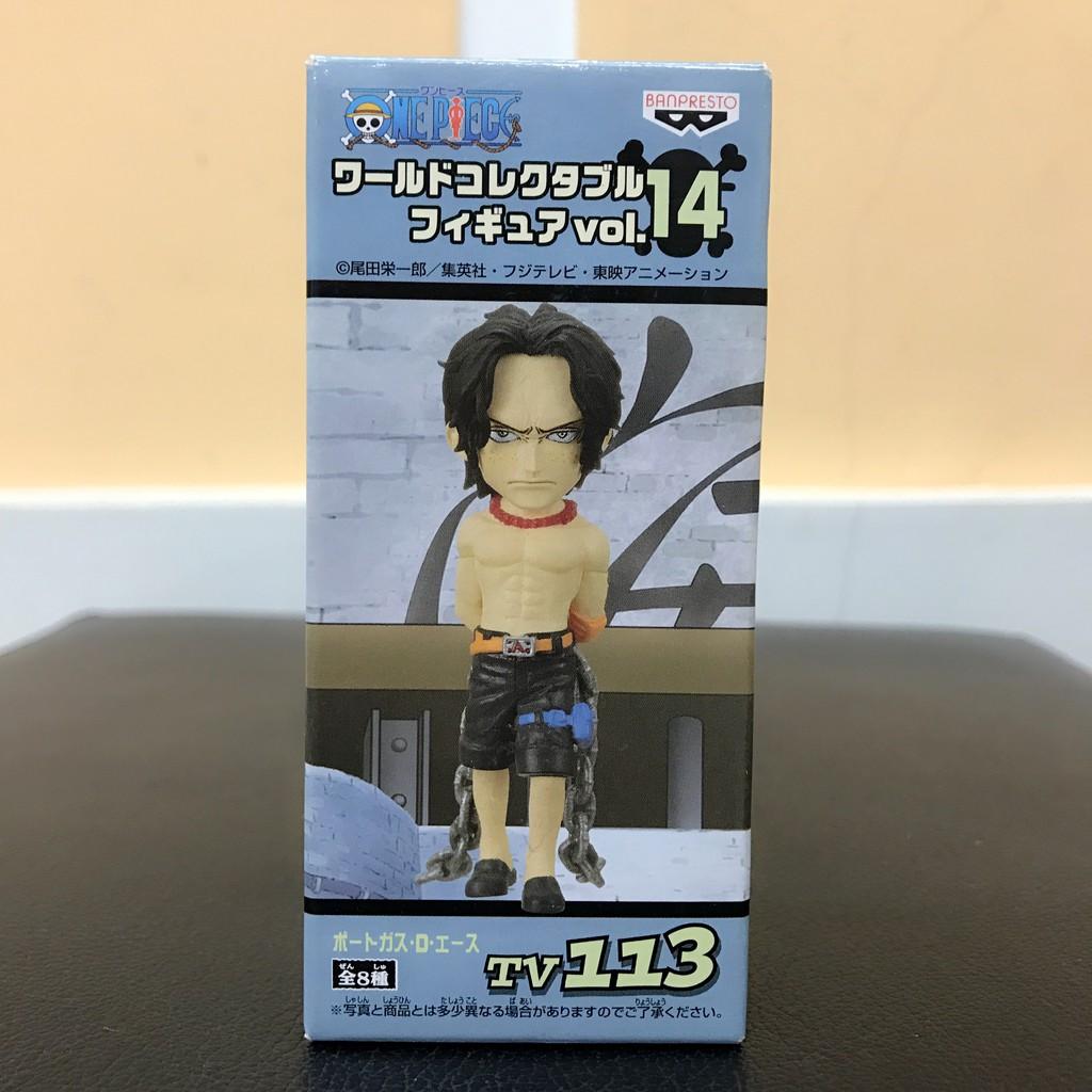 Mô hình - Ace Marine Ford Figure – One Piece Model Toy