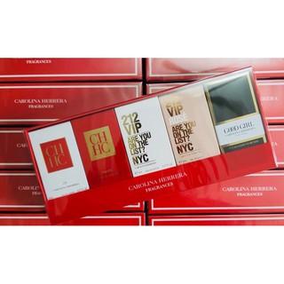 Set nước hoa Carolina Herrera Good Girl - 212 VIP - 212 VIP Rose - CHHC chính hãng cho nữ [SET GIFT] thumbnail