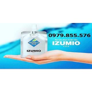 Nước uống giàu Hydro IZUMIO – Thùng 48gói