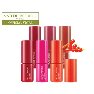 Son Tint lâu trôi NATURE REPUBLIC Pure Shine Lip Tint 9ml