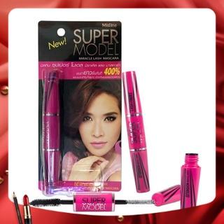 Mascara 2 Đầu Mistine Super Model Miracle Lash Mascara - Thái Lan thumbnail