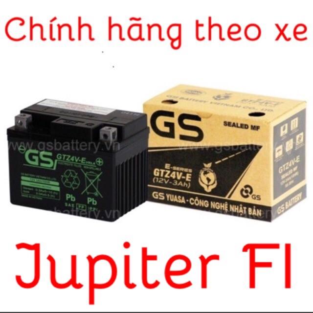 Ắc quy xe Jupiter FI chính hãng GS mQ.shop - 3053894 , 415493076 , 322_415493076 , 275000 , Ac-quy-xe-Jupiter-FI-chinh-hang-GS-mQ.shop-322_415493076 , shopee.vn , Ắc quy xe Jupiter FI chính hãng GS mQ.shop