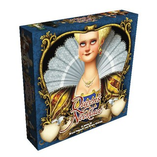 Queen's Necklace – Trò chơi board game (Hộp bị móp)