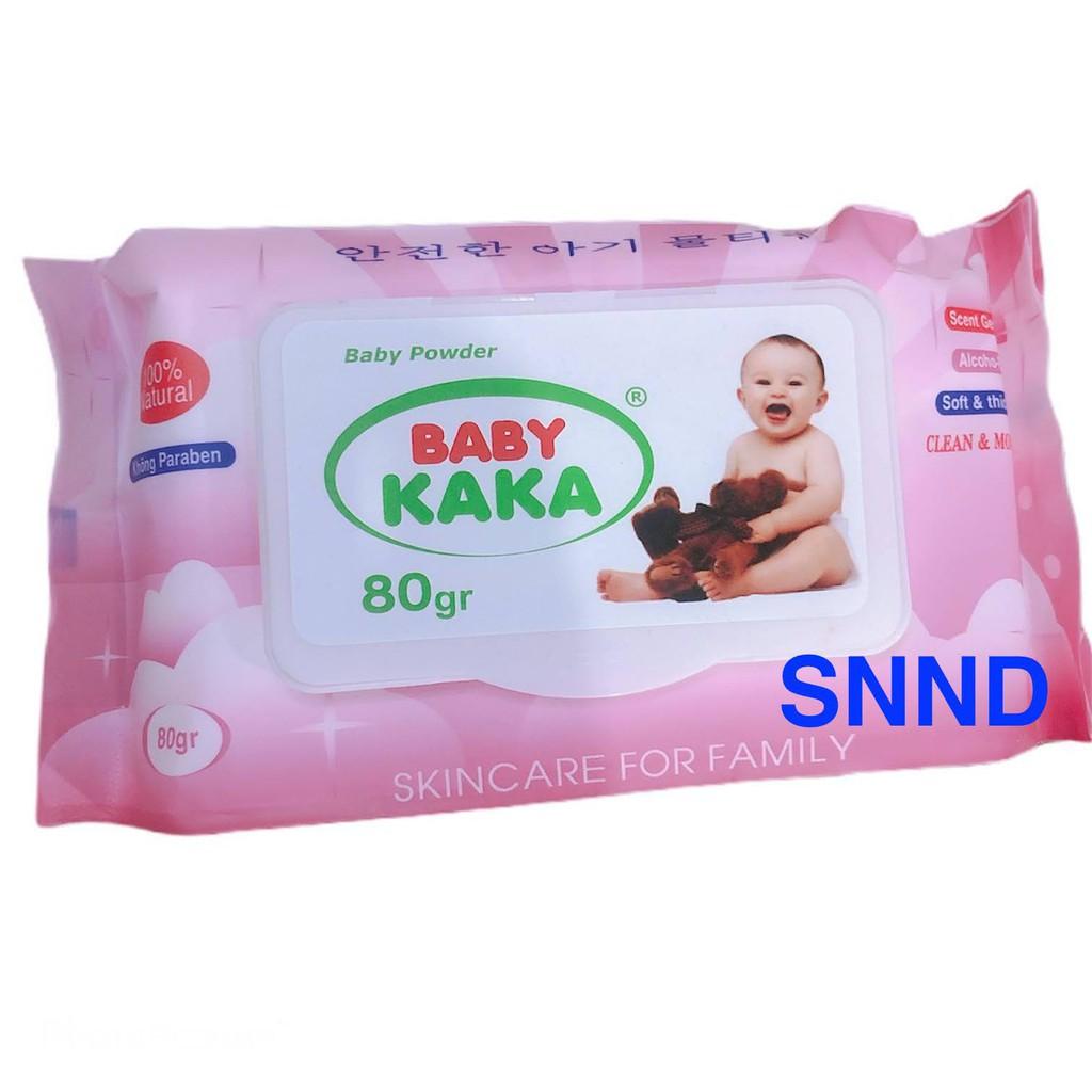 Khăn giấy ướt Baby 80 gram date 2023