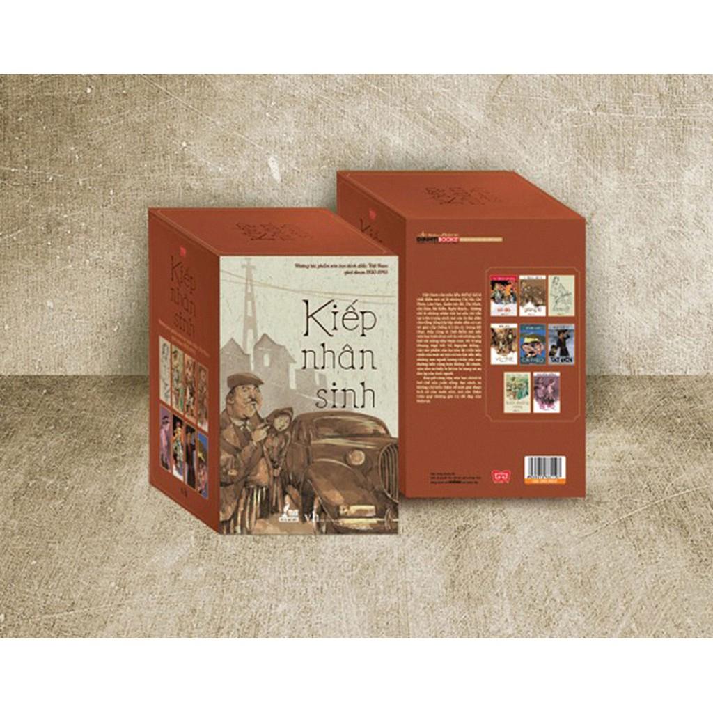 Sách - Hộp sách: Kiếp nhân sinh - 3451497 , 809331252 , 322_809331252 , 390000 , Sach-Hop-sach-Kiep-nhan-sinh-322_809331252 , shopee.vn , Sách - Hộp sách: Kiếp nhân sinh
