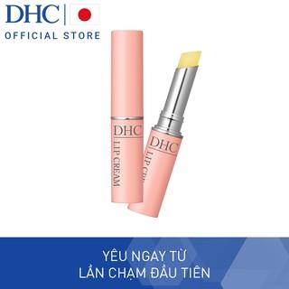 Hình ảnh Son Dưỡng Môi DHC Lip Cream 1,5g-0