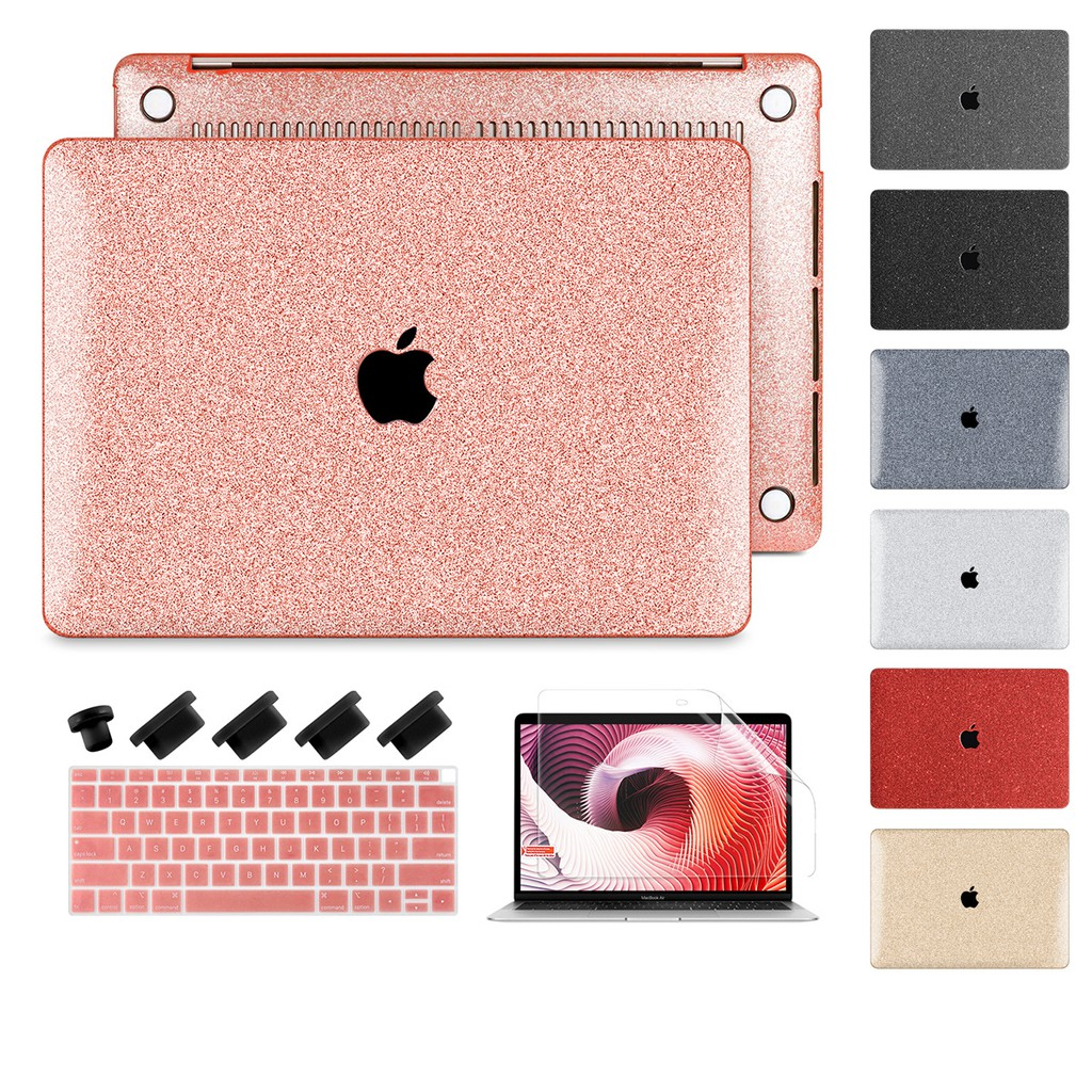 Ốp Batianda cho Macbook Retina Air Pro A2179 A2159 A2141 A1706 A1932 11inch/12inch/13.3inch/15.4inch/16inch 2009-2020