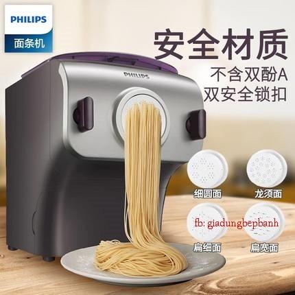Máy làm mì Philips (màu tím) + giảm thêm 5% giá khuôn nếu mua thêm