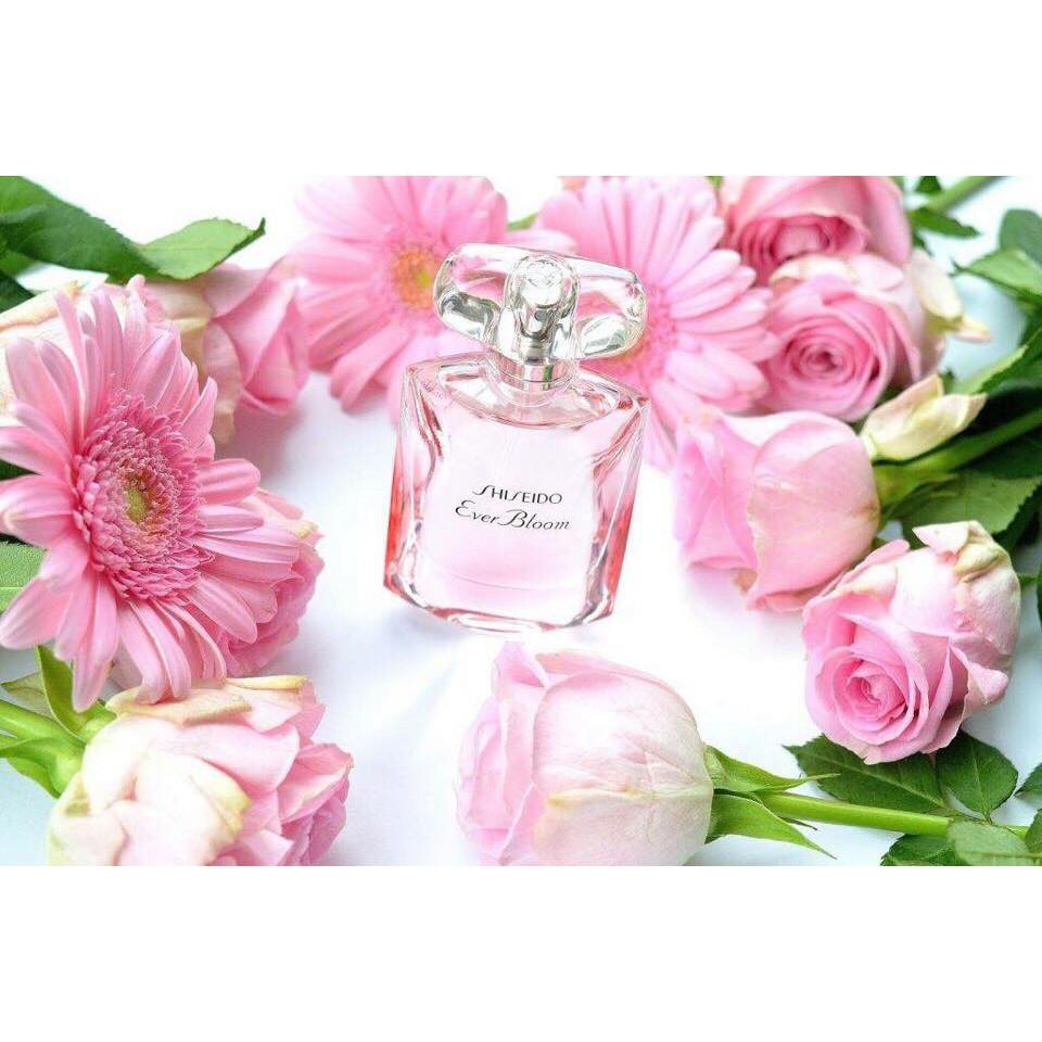 Nước Hoa Nữ Shiseido Ever Bloom Eau De Parfum 90ml | Shopee Việt Nam