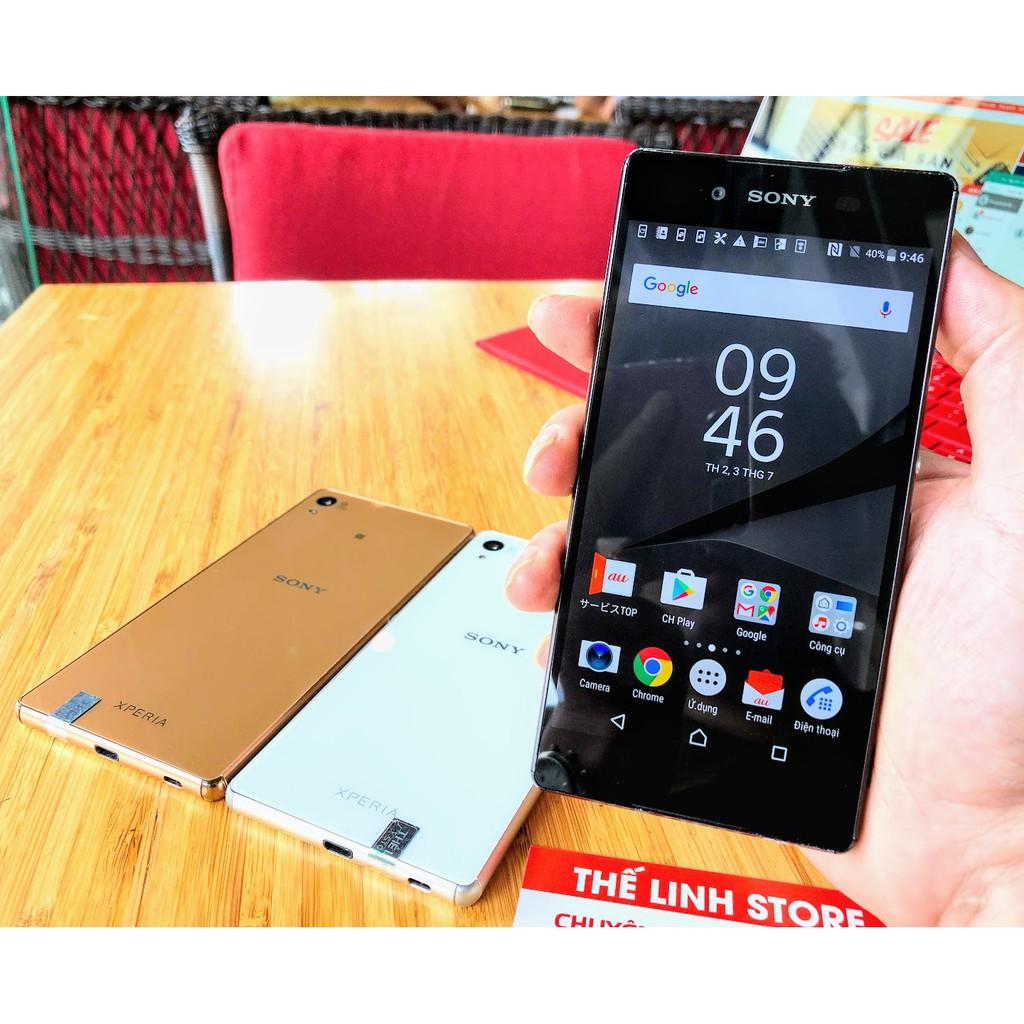 Điện thoại Sony Xperia Z4 Chính hãng hàng đẹp - Tặng ốp, cường lực