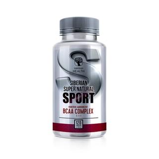 Viên uống giúp phát triển cơ bắp Siberian supernatural sport BCAA Complex