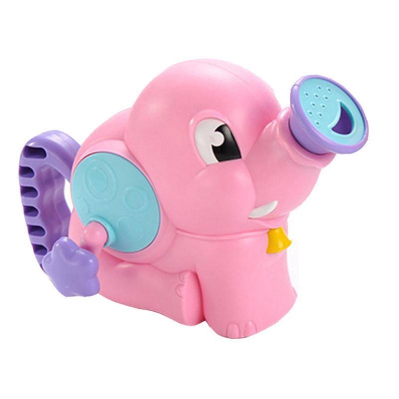 Water Squirt Baby Bath Toy Elephant Spray Water Pump Bathroom Bathtub Kids Toys