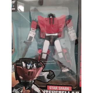 Đồ chơi mô hình Robot Transformer BlackMamba H6002-9B