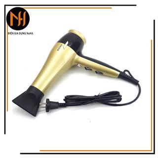 Máy sấy tóc 2000W Matika MTK-3315 chỉnh nhiệt độ và tốc độ gió riêng, có chế độ sấy mát, bảo hành 12 tháng thumbnail